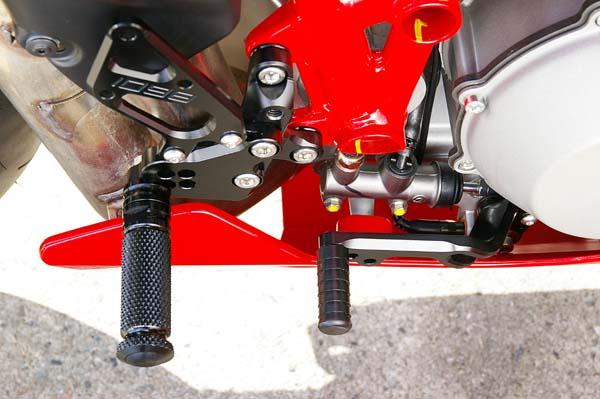 Ducati Monster Rear Brake