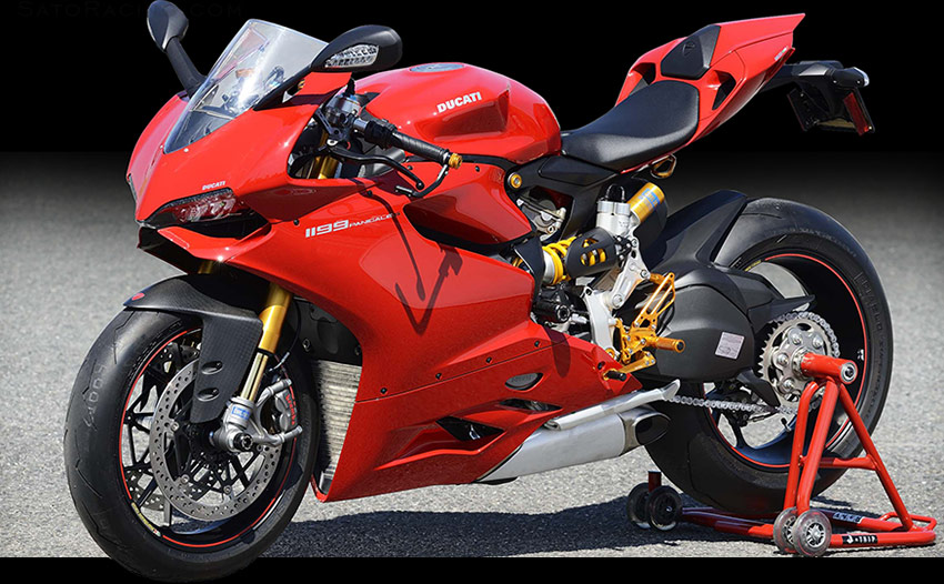 sato racing rear sets ducati 899 1199 1299 panigale. Black Bedroom Furniture Sets. Home Design Ideas