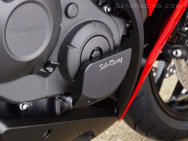 Sato Racing Engine Sliders Honda Cbr1000rr 12 16