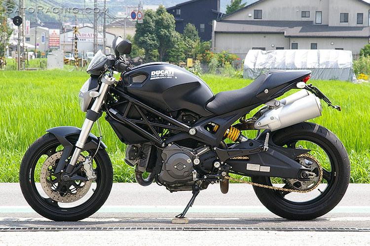 Ducati Monster Rear Sets