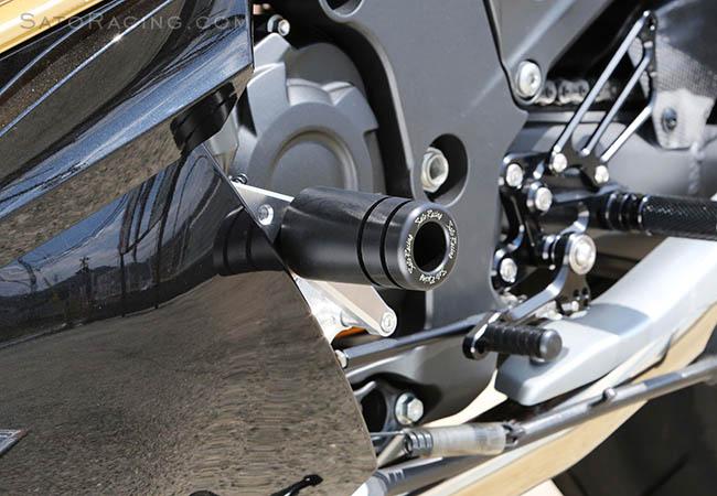 Sato Racing Engine Sliders Kawasaki Zx 14r 12