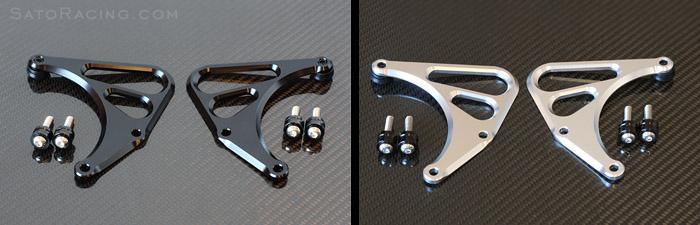 Sato Racing Rear Sets Yamaha Vmax 1700 09 19