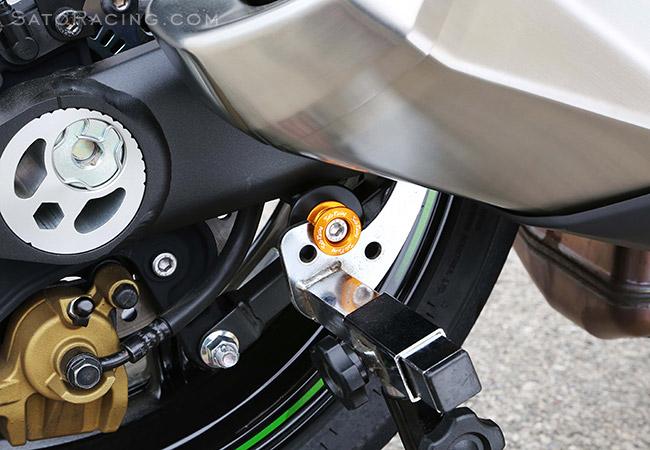 Kawasaki Spools