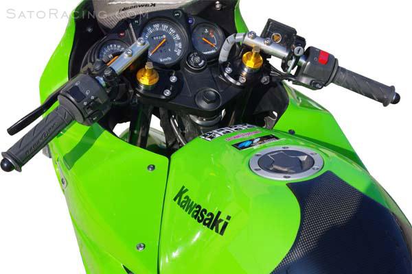 SATO RACING   Adjustable Handle Bars - Kawasaki Ninja 250R